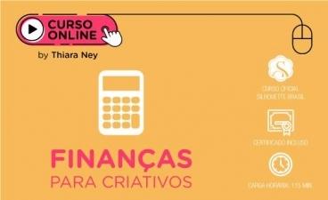 Finanças para Criativos