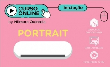 Curso Iniciação à Silhouette Portrait 2 – Silhouette Studio V4