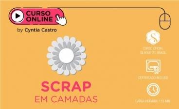 Curso de Scrap em Camadas