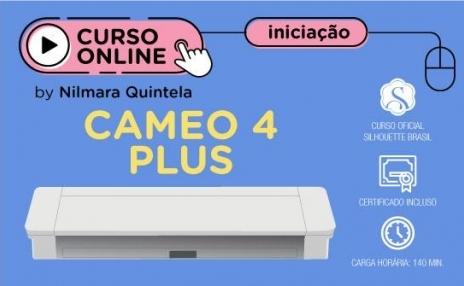 Curso Online Iniciação a Silhouette Cameo 4 Plus