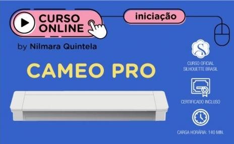Curso Online Iniciação a Silhouette Cameo PRO