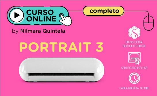 Curso Online Completo Silhouette Portrait 3